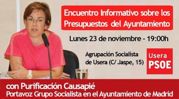 Acto Portavoz Ayto 23-nov